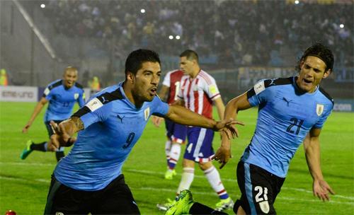 suarez-va-cavani-lap-cong-uruguay-soan-ngoi-dau-cua-argentina