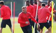 Mourinho gạt Rooney khỏi trận ra quân Europa League