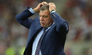 Sam Allardyce từ chức HLV trưởng đội tuyển Anh sau một trận và 67 ngày