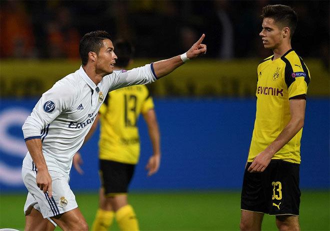 Ronaldo và nụ cười không trọn vẹn tại nước Đức