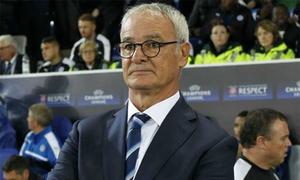 Ranieri bật cười khi được hỏi về khả năng làm HLV tuyển Anh