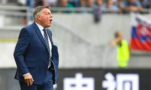 Allardyce bị châm biếm về tỷ lệ thắng tuyệt đối với tuyển Anh