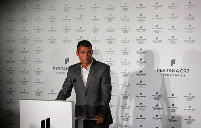 Ronaldo khai trương khách sạn thứ hai ở Bồ Đào Nha