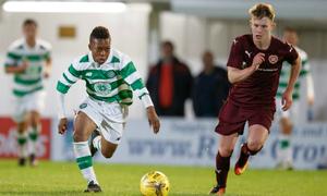 Celtic đưa thần đồng 13 tuổi lên đá đội U20