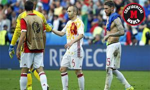 Cầu thủ Italy chê Tây Ban Nha thiếu khiêm tốn ở Euro 2016