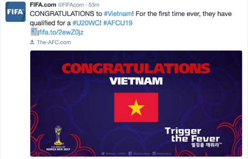 fifa-chuc-mung-viet-nam-lan-dau-du-u20-world-cup