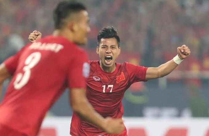 11 phút cuối trận bùng nổ của Việt Nam trước Indonesia - ảnh thể thao
