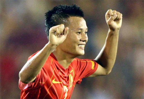 Thành Lương là một trong những cầu thủ sở hữu cái chân trái khéo nhất của bóng đá Việt Nam.
