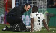 Man Utd nhận tin vui từ Eric Bailly