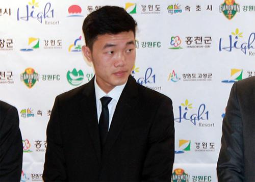 luong-xuan-truong-ra-mat-clb-gangwon