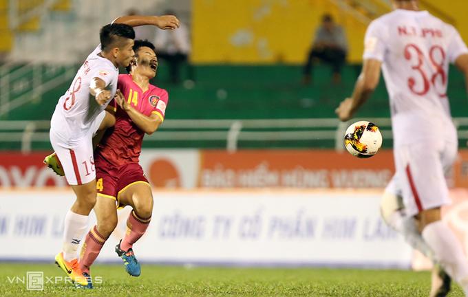 HLV Sài Gòn FC: 'Trận derby thiếu cảm xúc, thừa bạo lực'
