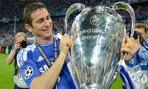 Lampard giã từ sự nghiệp cầu thủ