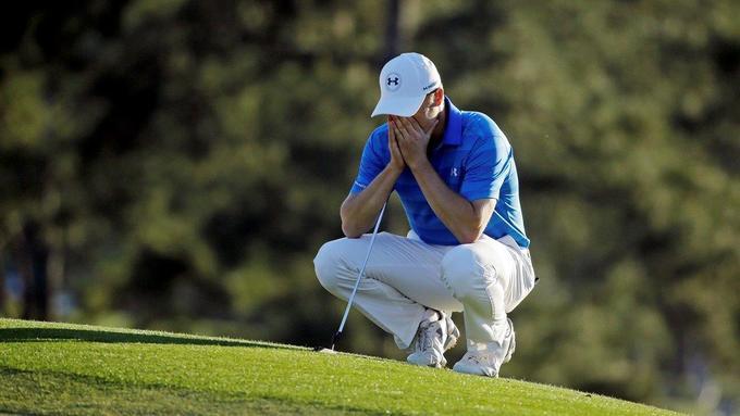 Những thất bại đau đớn nhất của các golfer nổi tiếng