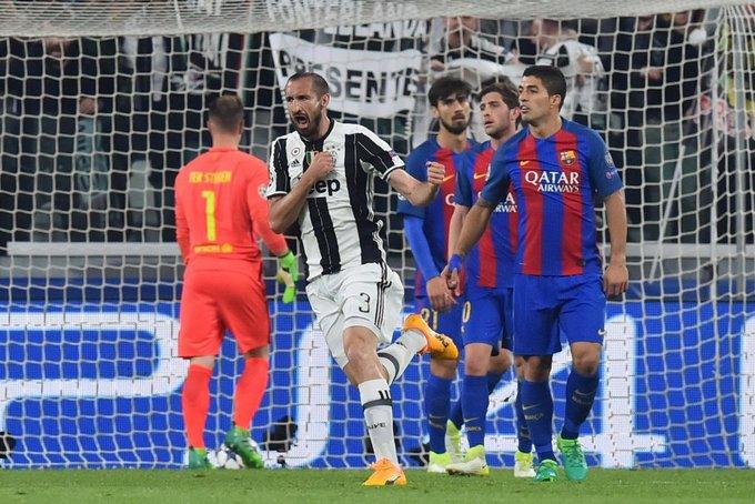 Barca bị chê dưới tiêu chuẩn ở mọi vị trí khi thua Juventus