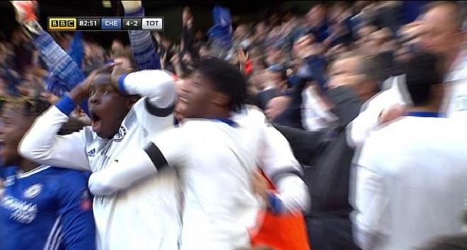 Bảy điểm thú vị ở trận Chelsea thắng Tottenham