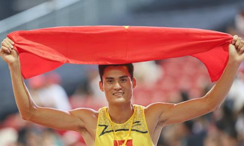 Quách Công Lịch giành HC vàng châu Á