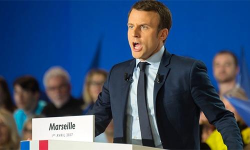 Tân Tổng thống Pháp từng chửi thề vì Marseille thua trận