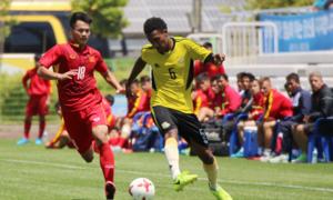U20 Việt Nam hoà cữ dượt cuối trước thềm World Cup