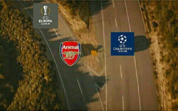 Wenger sầu muộn vì lỡ tàu đi Champions League