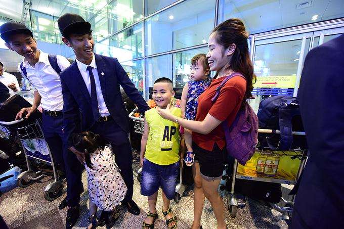 U20 Việt Nam trở về sau hành trình lịch sử ở U20 World Cup