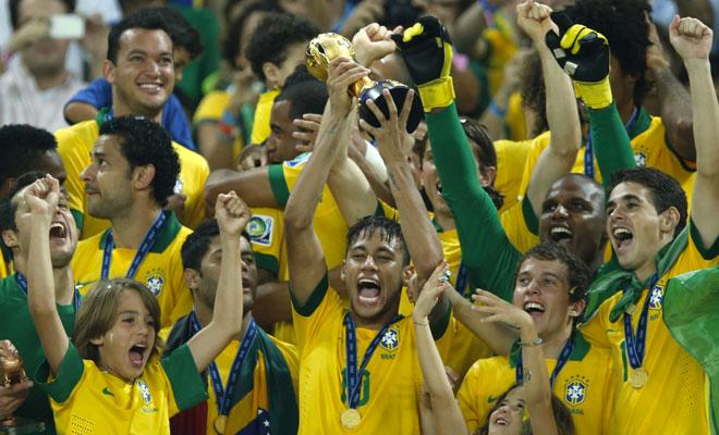 Confederations Cup qua những con số đáng chú ý