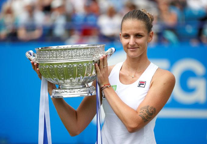 Năm tay vợt nữ có thể gây bất ngờ ở Wimbledon