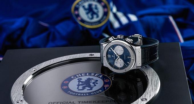 Abramovich thưởng đồng hồ sang cho toàn bộ cầu thủ Chelsea