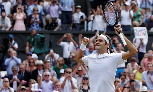 Federer: 'Tôi sẽ trở lại và bảo vệ Wimbledon vào năm sau'