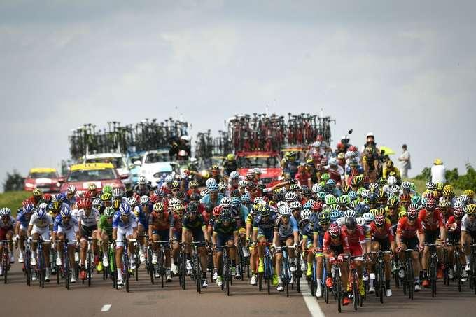 Những khoảnh khắc đáng nhớ tại Tour de France 2017