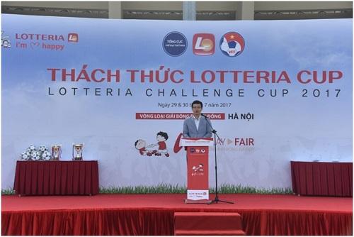 Giải được bảo trợ bởi Tổng cục Thể dục Thể thao Việt Nam (Bộ Văn hóa Thể thao & Du lịch) và Liên đoàn bóng đá Việt Nam.