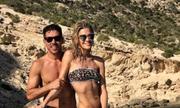 HLV Simeone đưa bạn gái đi nghỉ trước thềm La Liga