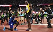Usain Bolt bảo vệ Gatlin trước sự nghi ngờ về doping