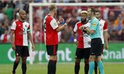Bàn thắng bị hoán đổi vì trọng tài video ở Siêu cup Hà Lan