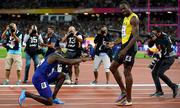 Usain Bolt và cái cúi đầu của nhà vô địch