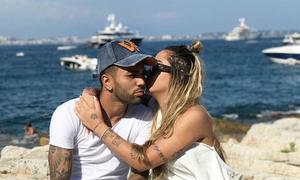 Em gái Neymar cùng bạn trai cầu thủ đi nghỉ ở Pháp