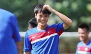 Văn Toàn: 'May mắn sẽ giúp U22 Việt Nam giành HC vàng'
