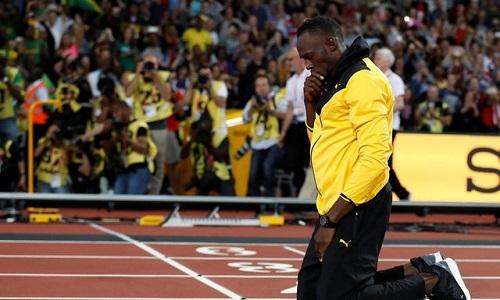 Usain Bolt: 'Một thất bại không thể thay đổi những gì tôi đã làm'