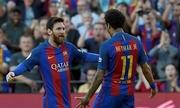 Messi từng hứa giúp Neymar giành Quả Bóng Vàng