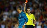 Zidane nổi cáu vì án phạt của Ronaldo