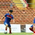 Việt Nam 0-0 Campuchia (hiệp một)