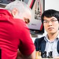 Quang Liêm lần đầu thắng cựu Vua cờ Garry Kasparov