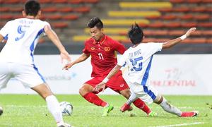 HLV của Philippines: 'Việt Nam hoàn toàn kiểm soát cuộc chơi'