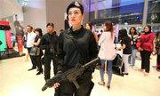 Nữ cảnh sát gây sốt tại SEA Games vì quá xinh đẹp