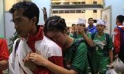 Đội cầu mây nữ Indonesia bỏ ngang trận gặp chủ nhà vì bị xử ép