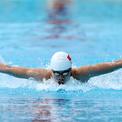 SEA Games ngày 22/8: Ánh Viên về nhất lượt bơi loại 200m bướm