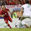 Những pha xấu chơi của cầu thủ Indonesia với Việt Nam