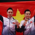 SEA Games 2017: Việt Nam vươn lên thứ hai