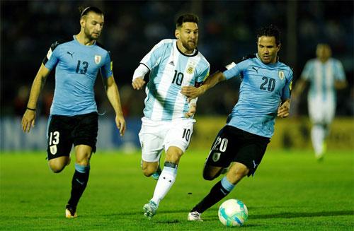 argentina-va-uruguay-cam-chan-nhau-o-vong-loai-world-cup