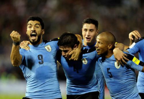 may-man-lien-tiep-uruguay-chiem-vi-tri-thu-hai-vong-loai-nam-my