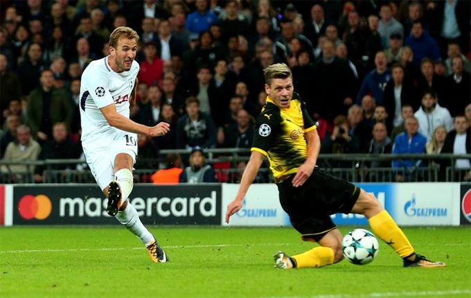 Harry Kane có hiệu suất ghi bàn vượt Ronaldo và Messi